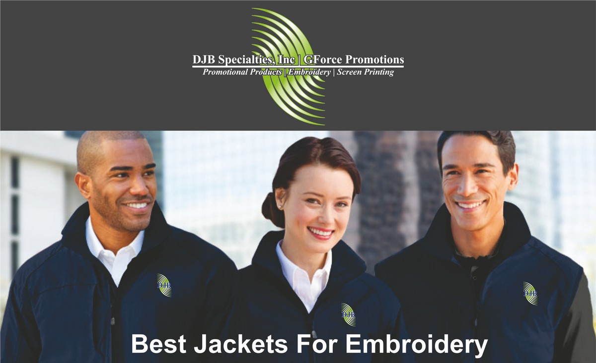 Best Jackets For Embroidery